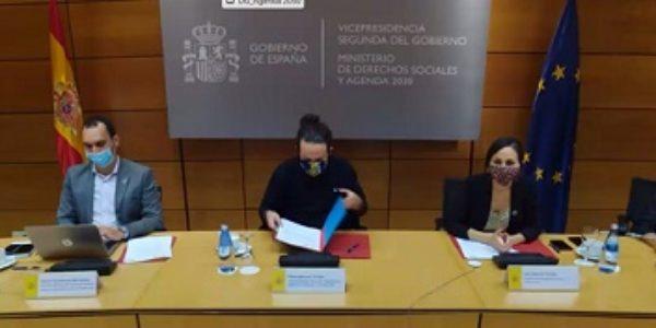HISPACOOP en el 1er. Pleno del Consejo de Desarrollo Sostenible para la consecución de la Agenda 2030