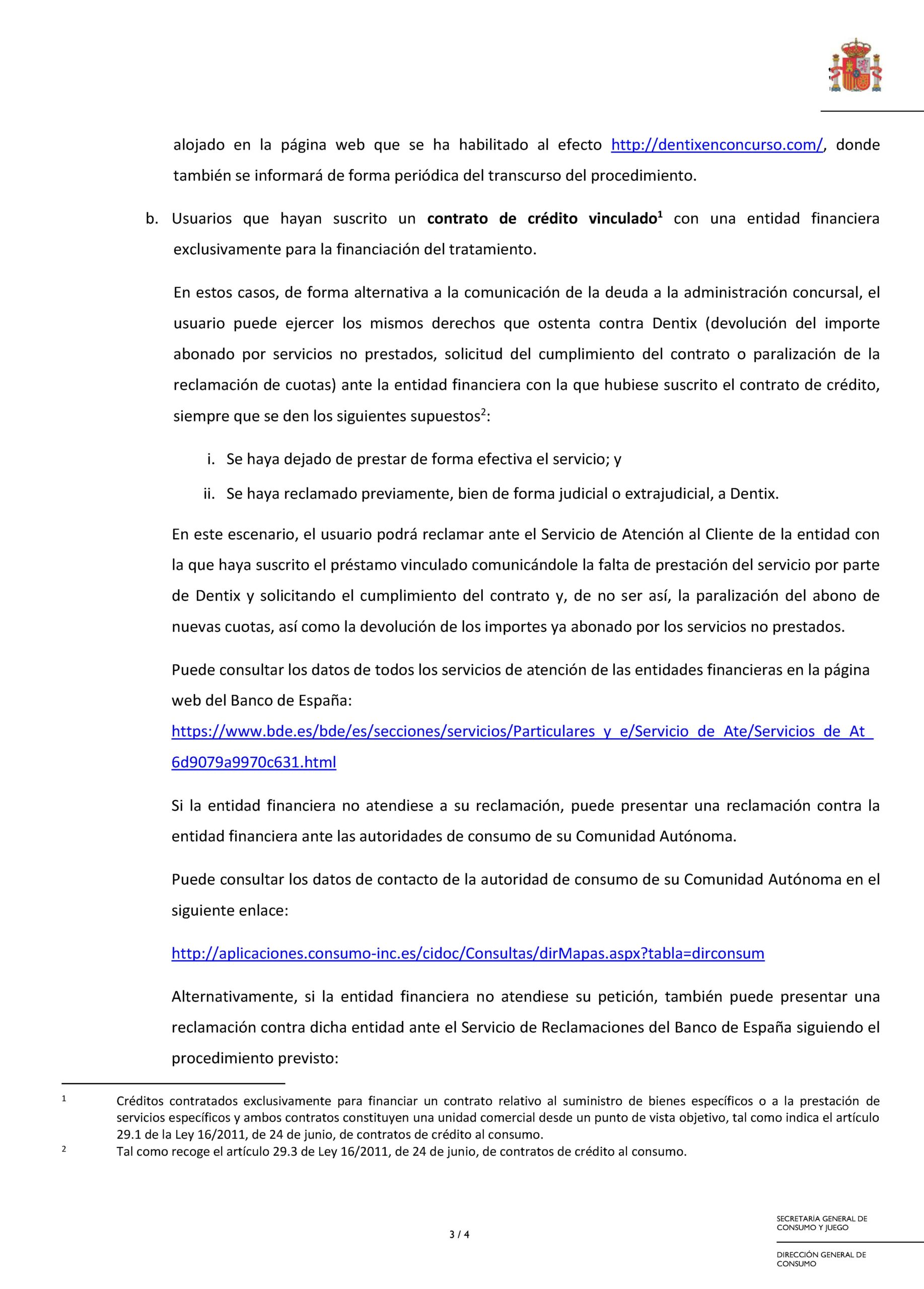 20201212 Nota informativa Dentix 2 actualizacion Pgina 3