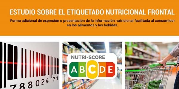 Estudio NUTRI-SCORE