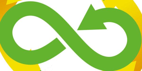 Tú cierras el círculo. Cambia a la economía circular.
