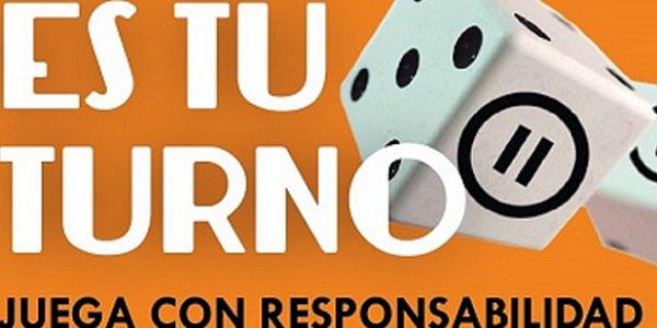 """HISPACOOP y Fundación ONCE se unen por el juego responsable """"Es tu turno. Juega con responsabilidad"""""""