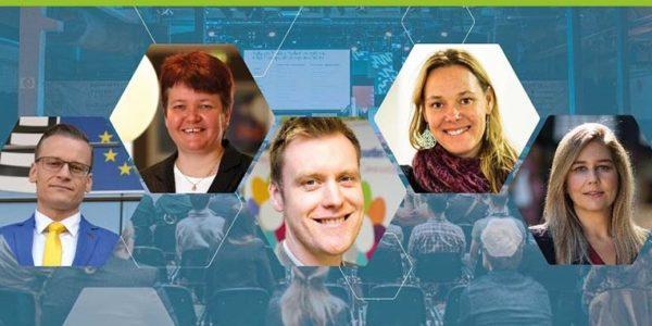 Sesión de Euro Coop en la Cumbre de Europea de Economía Social
